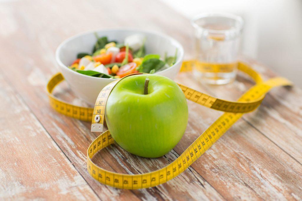 Зеленая диета похудения