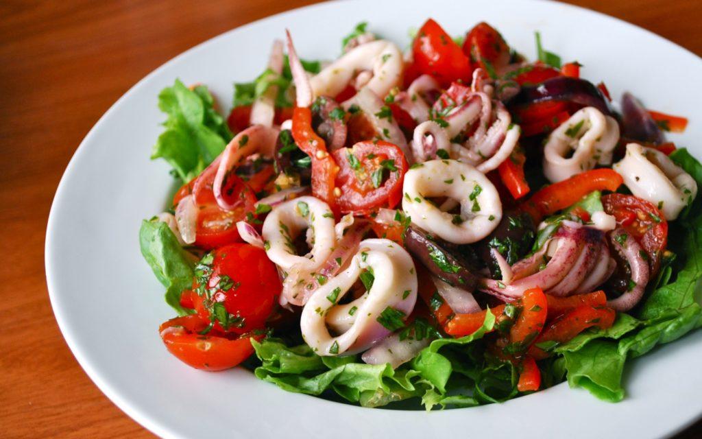 Диетический салат фото 3