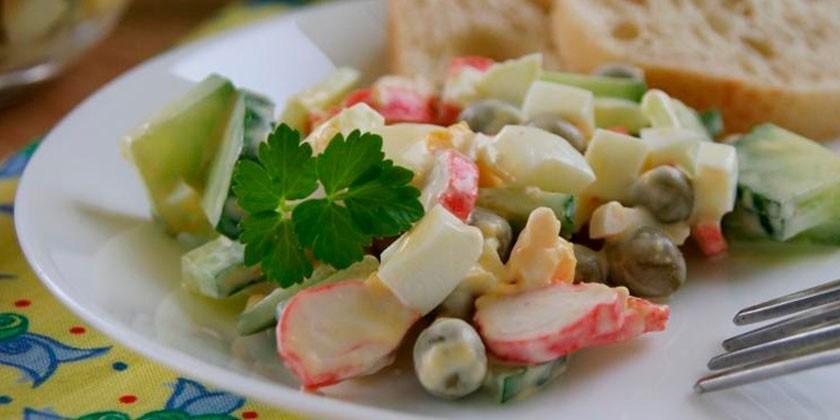 Диетический салат фото 8