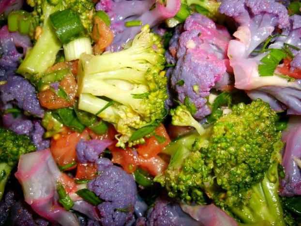 Диетический салат фото 9