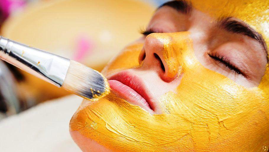 Все про желтый пилинг для лица