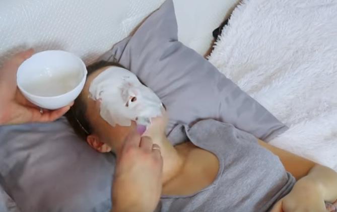 как размешать альгинатную маску фото