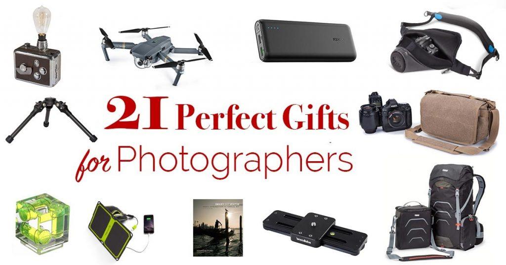 подарки для фотографов