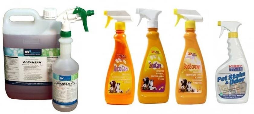 Как избавиться от запаха кошачьей мочи в квартире и доме