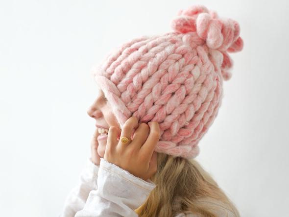 Модные и стильные шапки для женщин1