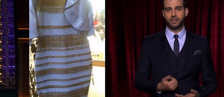 Платье синее или золотое фото