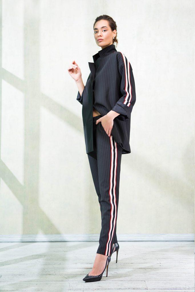 Мкс делового костюма со спортивным, вариант 8