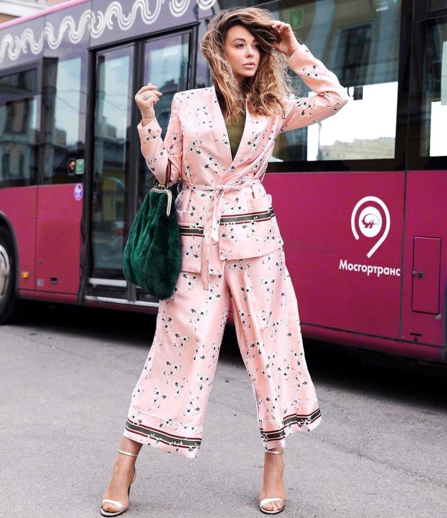 Модный look, вариант 2