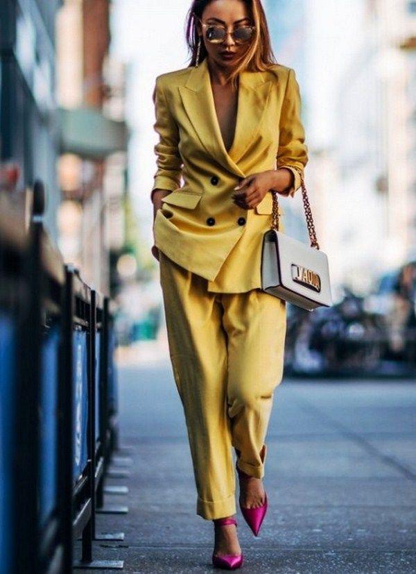 Модный look, вариант 3