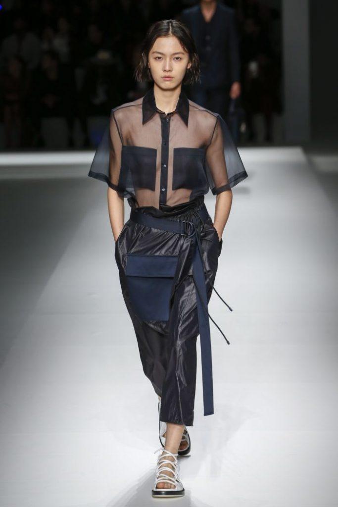 Модный look, вариант 4