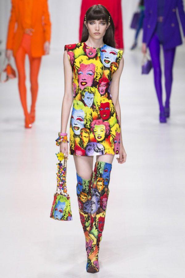 Модный look, вариант 5