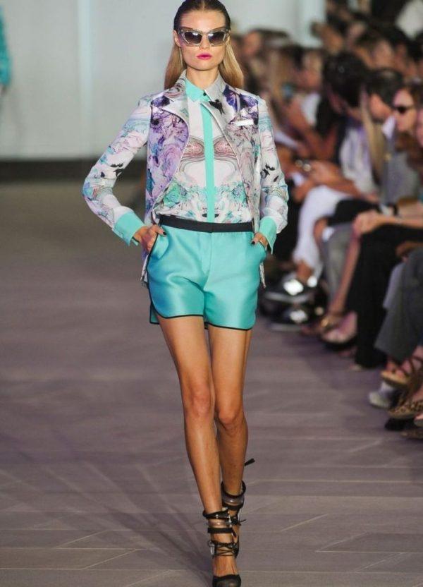 Модный look, вариант 7