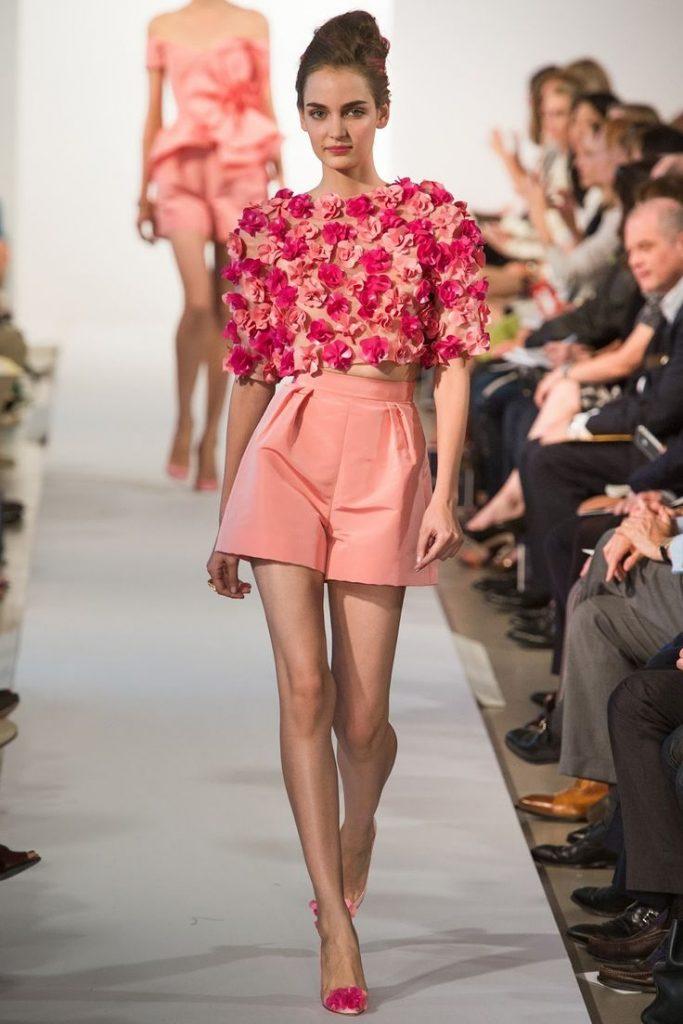 Модный look, вариант 10