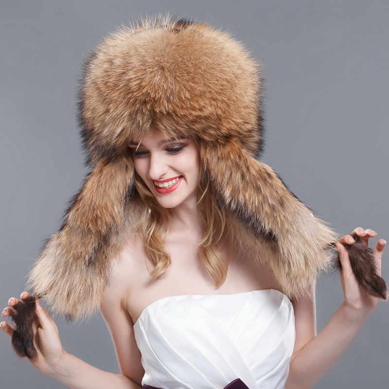 Меховая шляпа с длинной шерстью фото 2