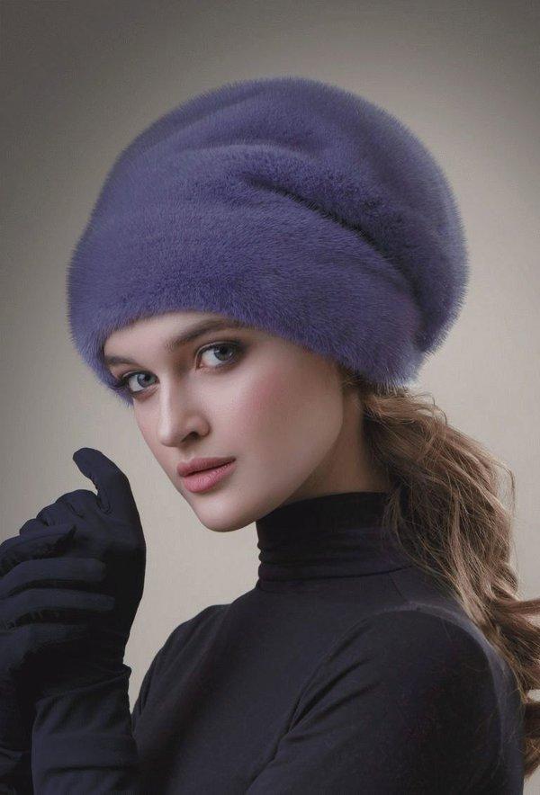 Модный головной убор фото 43