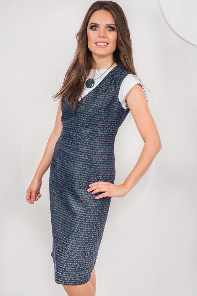 Платье-сарафан фото 1