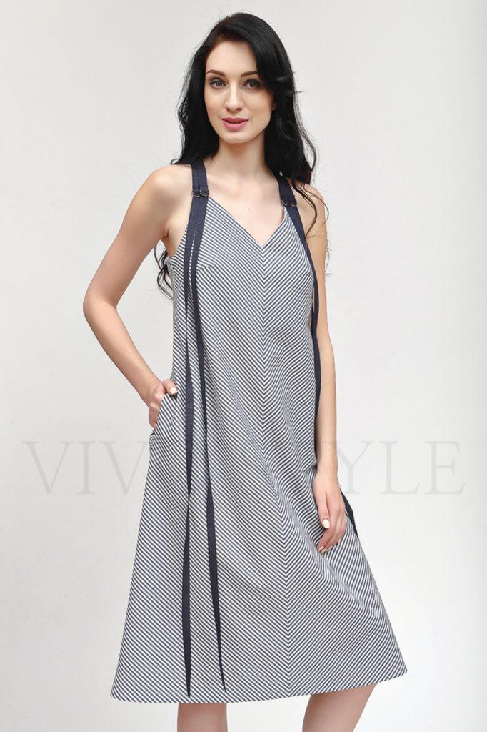 Платье-сарафан фото 4