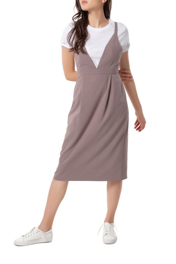 Платье-сарафан фото 8