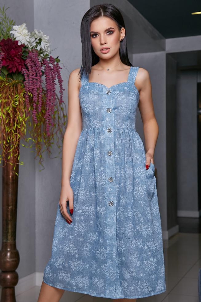 Платье-сарафан фото