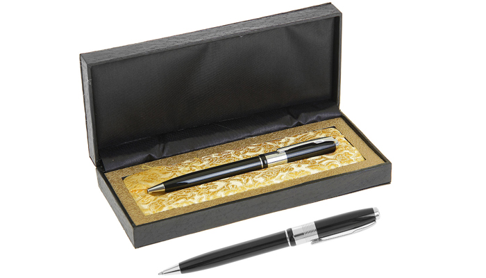 Подарочная шариковая ручка