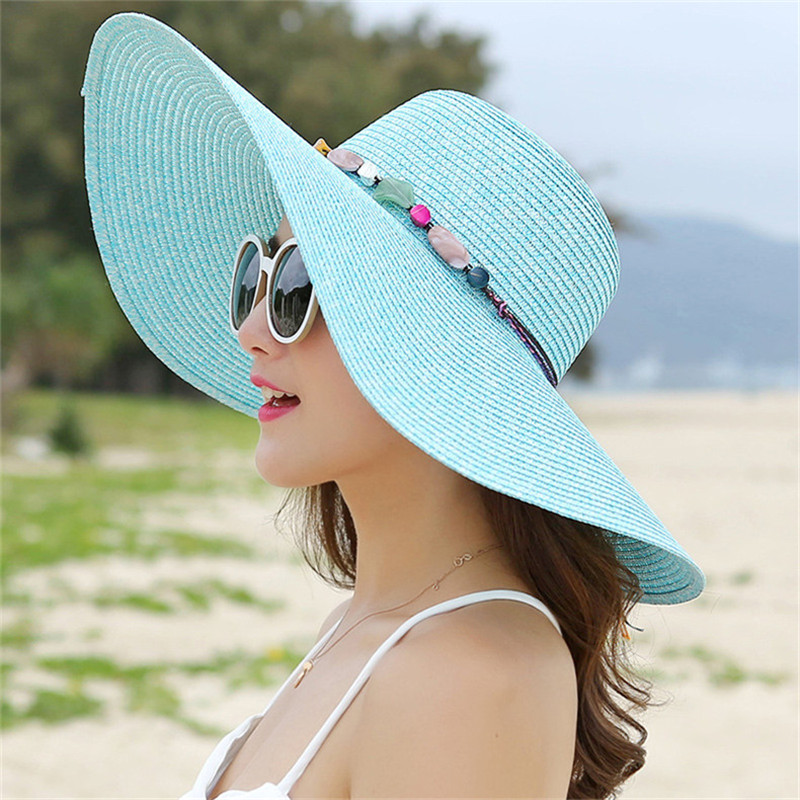 Шляпа с широкими полями фото 3