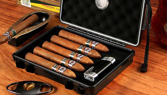 Сигарный набор