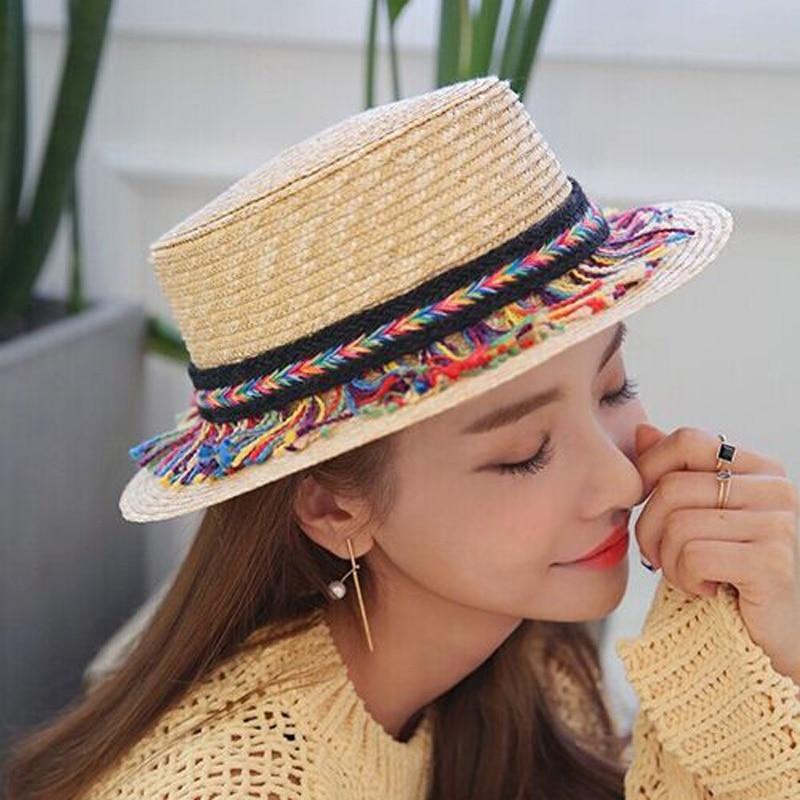 Соломенная шляпа фото 1