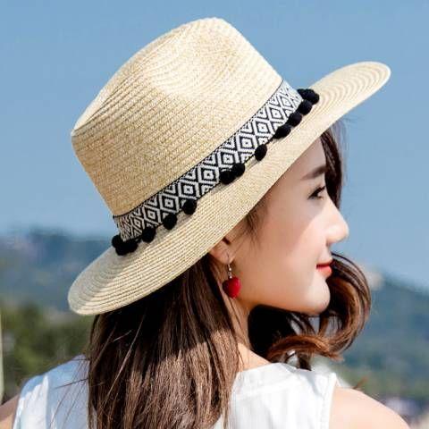 Соломенная шляпа фото 2