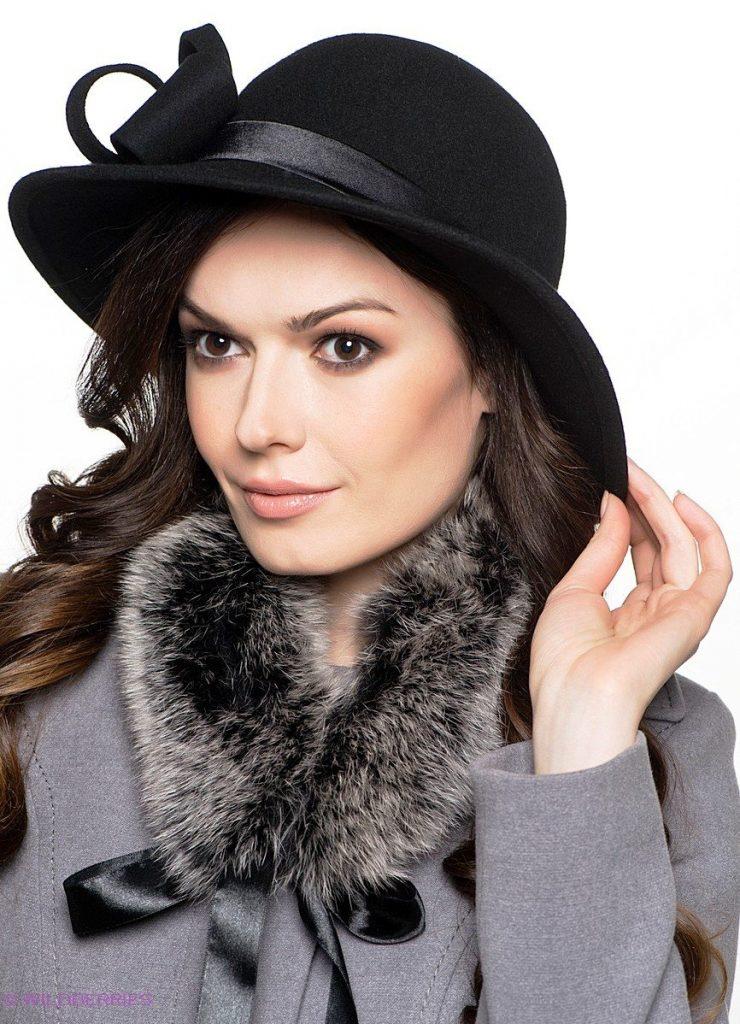 Женская шляпа фото 1