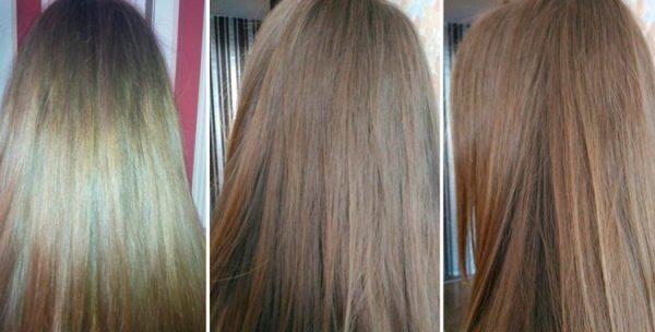 Рейтинг лучших оттеночных шампуней для волос с описаниями и характеристиками, отзывами и ценами